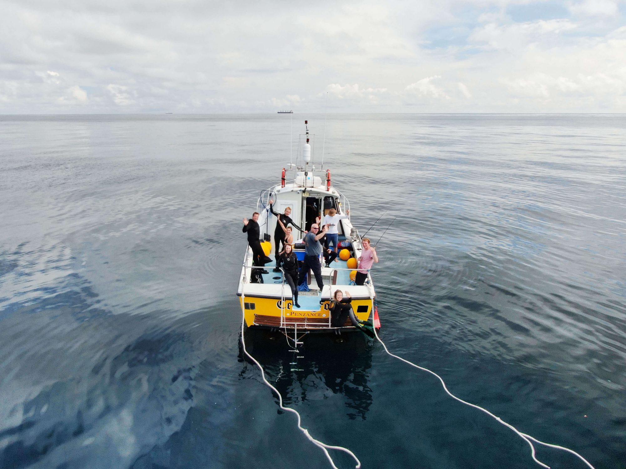 Blue Shark Snorkel 1 2000x1500 - About